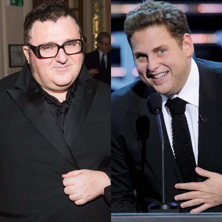 Alber Elbaz Played by Jonah Hill