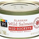 Alaskan Wild Salmon Red Sockeye