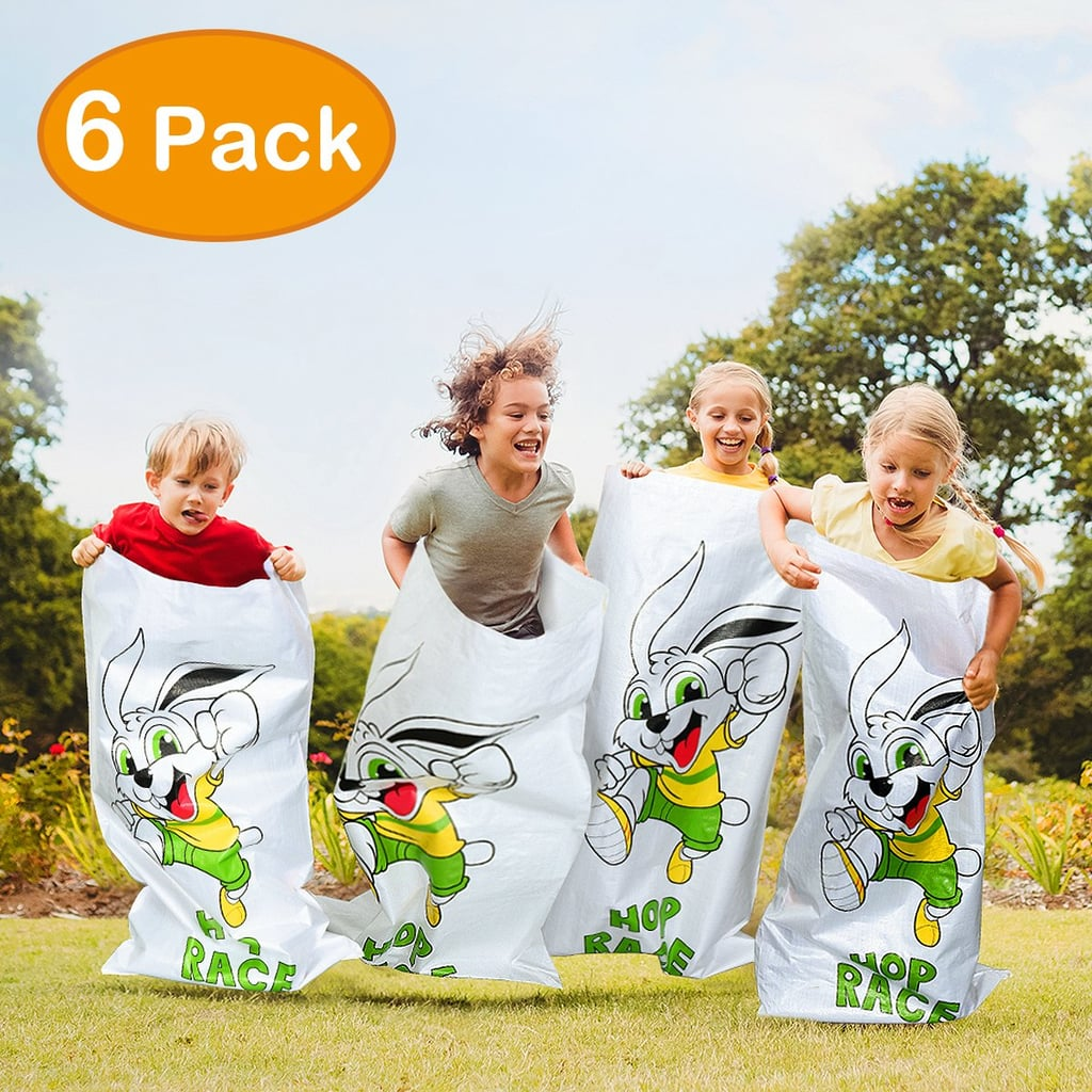 Potato Sack Race Game