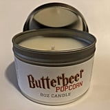 Butterbeer Candles