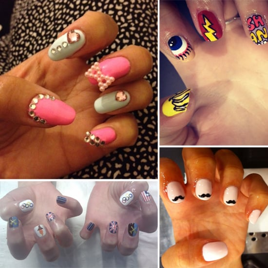 Los Angeles 5 Of The Worlds Best Nail Art Salons Popsugar