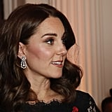 Diamond Earrings: Anna Freud Gala