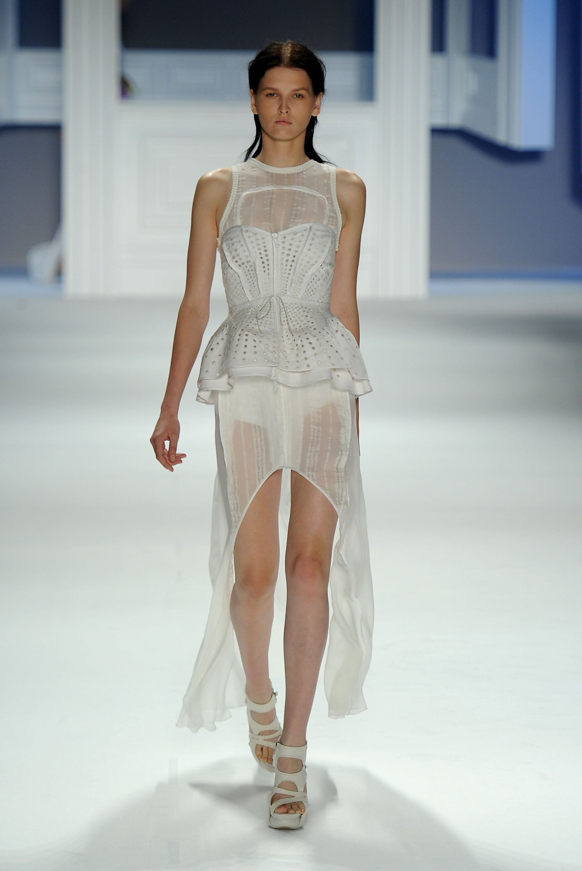 Review And Pictures Of Vera Wang Runway Show At 2012