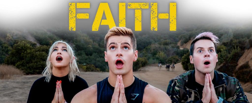 """The Fitness Marshall """"Faith"""" Video"""