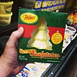 Well, What Other Shapes Should Butter Come In?