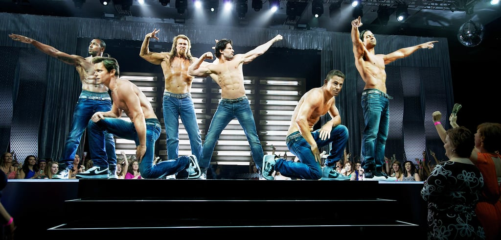 The Magic Mike Live Vegas Show Won't Be Complete Without These Sexy Moves