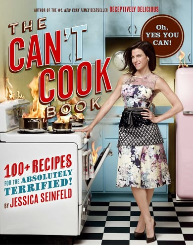 Jessica Seinfeld's second cookbook, The Can't Cook Book ($28), makes recipes doable for even the most culinary challenged — and Gwyneth Paltrow's a fan, too!