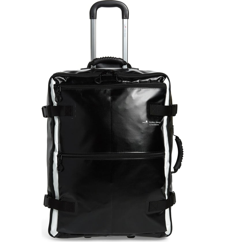 Hideo Wakamatsu Tarpaulin 25-Inch Suitcase