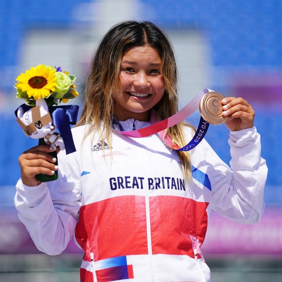Sky Brown Becomes Team GB's Youngest Olympic Medalist