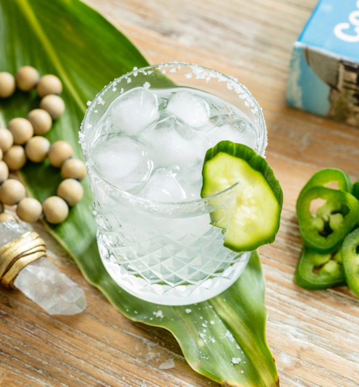 This 3-Ingredient Spicy Skinnyseed Margarita Is Simply Perfection