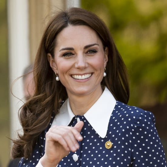 Kate Middleton Auburn Hair With Strawberry Blond Highlights
