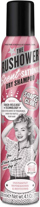 Soap & Glory The Rushower Scent-Sational Dry Shampoo