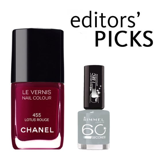 Editors' Picks: Our Top 10 Office-Safe Nail Polishes