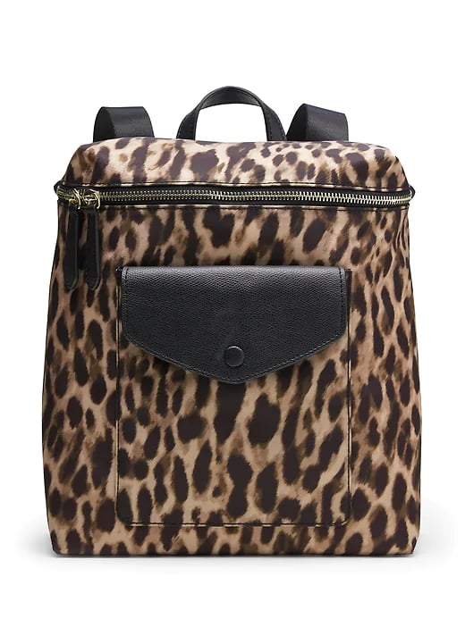 Nylon Travel Backpack