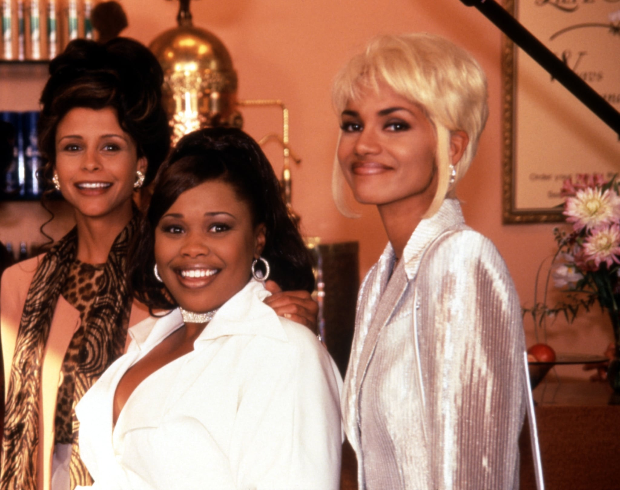 BAPS, (aka B.A.P.S.), Natalie Desselle (center), Halle Berry, 1997, (c)New Line Cinema/courtesy Everett Collection