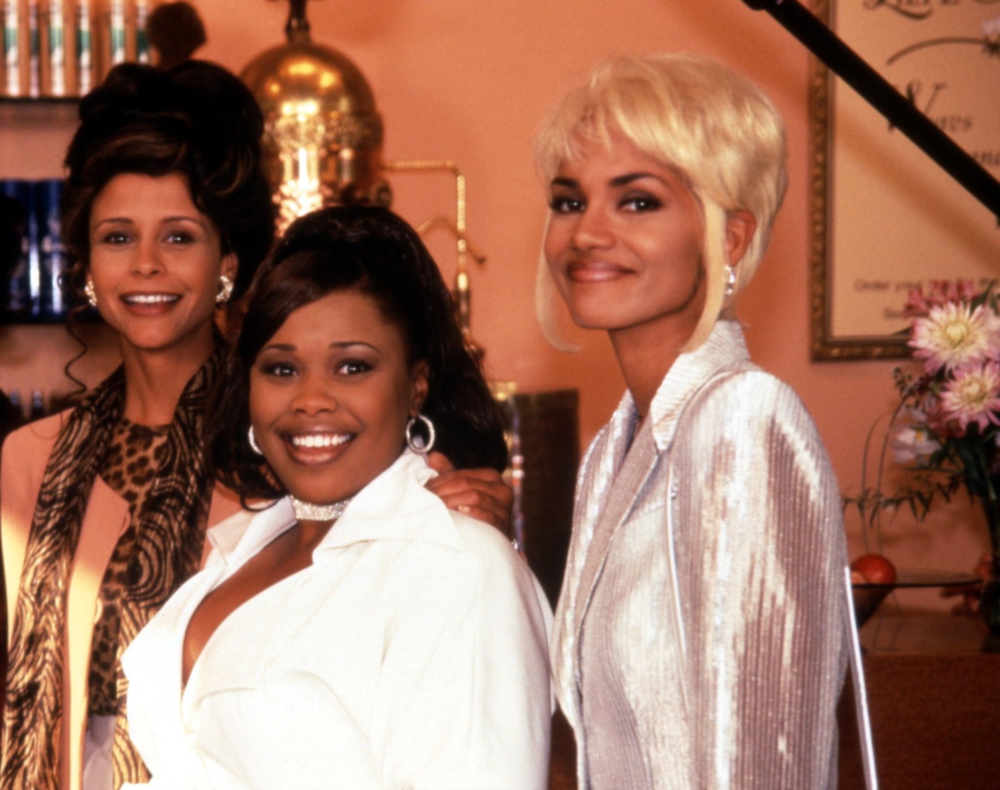 BAPS, (aka B.A.P.S.), Natalie Desselle (centre), Halle Berry, 1997, (c)New Line Cinema/courtesy Everett Collection