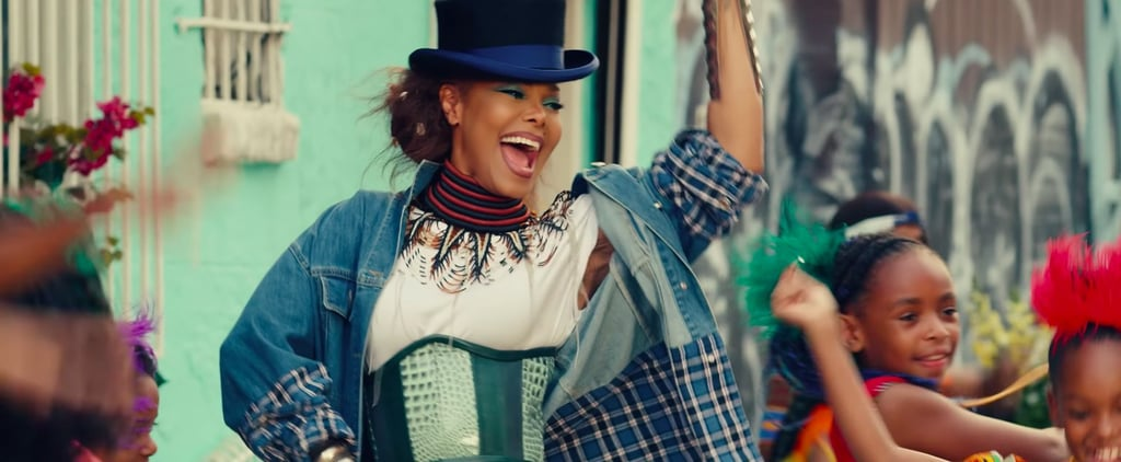 "Janet Jackson ""Made For Now"" Song Featuring Daddy Yankee"