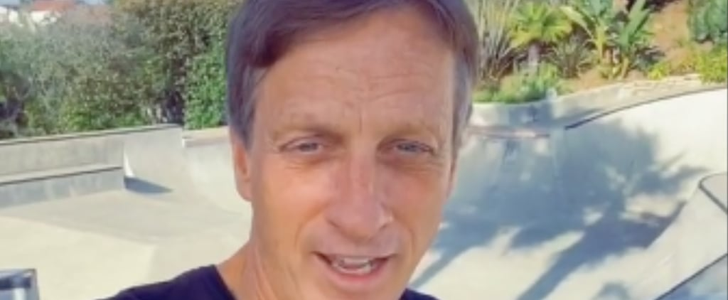 Boy Tries to Send Tony Hawk a Skateboard | Videos