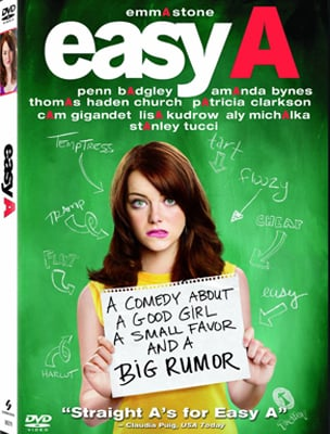 Easy A ($17)