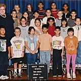 As Were Class Photos on Picture Day