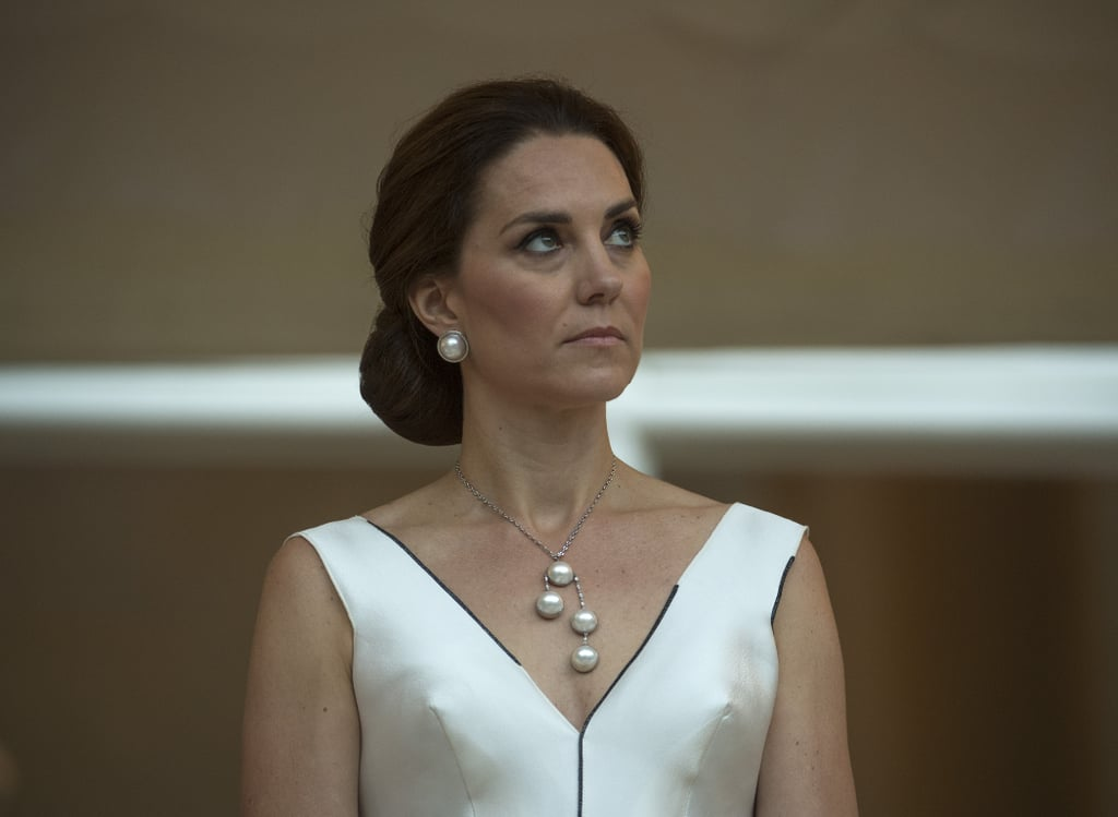 The Special Meaning Behind the White Dress Kate Middleton Wore in Poland