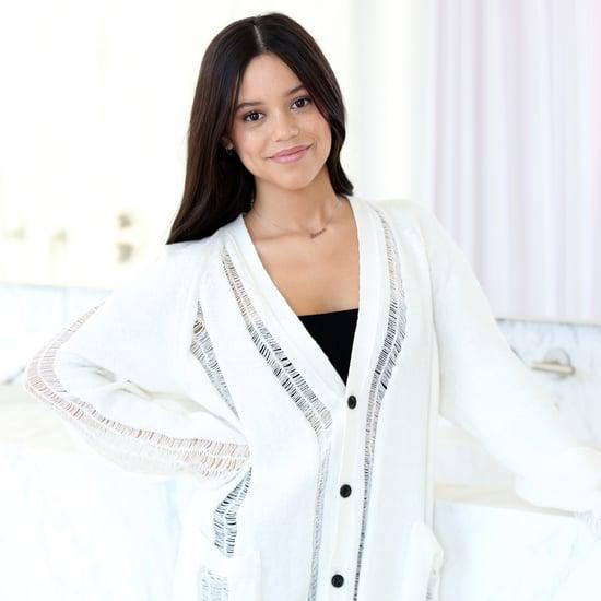 Jenna Ortega Talks Horror Makeup, Acne, and Skin Care