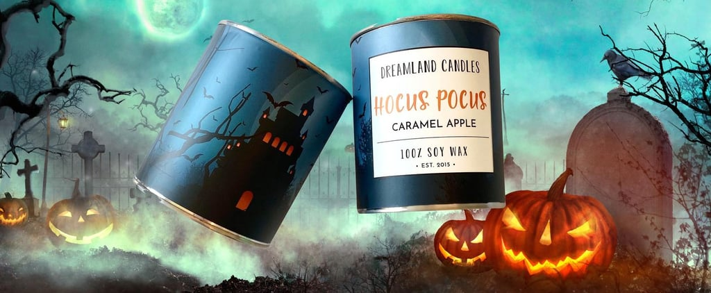 These Hocus Pocus Candles Are Perfect For Halloween!