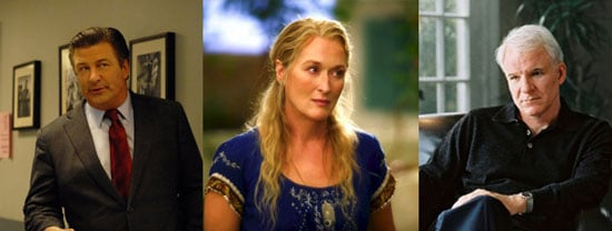 Steve Martin, Alec Baldwin to Fight Over Meryl Streep