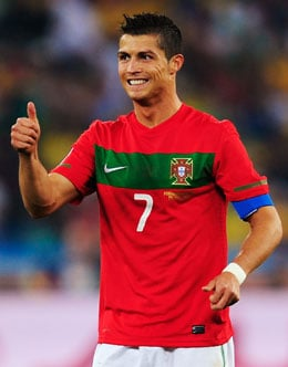 Cristiano Ronaldo becomes a father to a new baby son