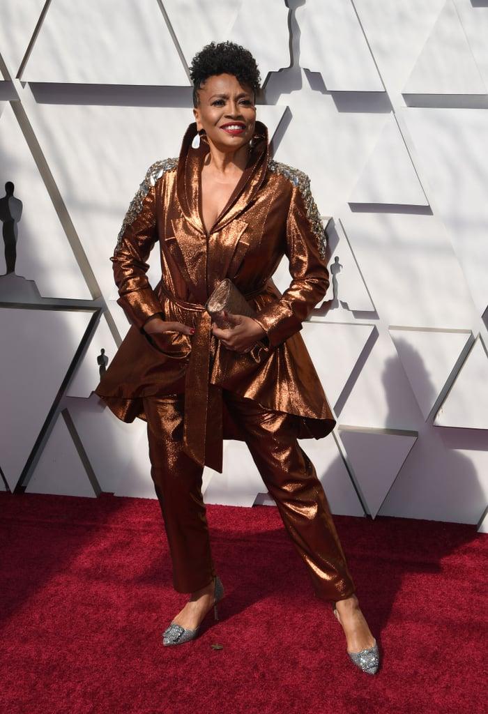 Jenifer Lewis at the 2019 Oscars
