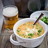 Buffalo Beer Chicken Wing Soup​