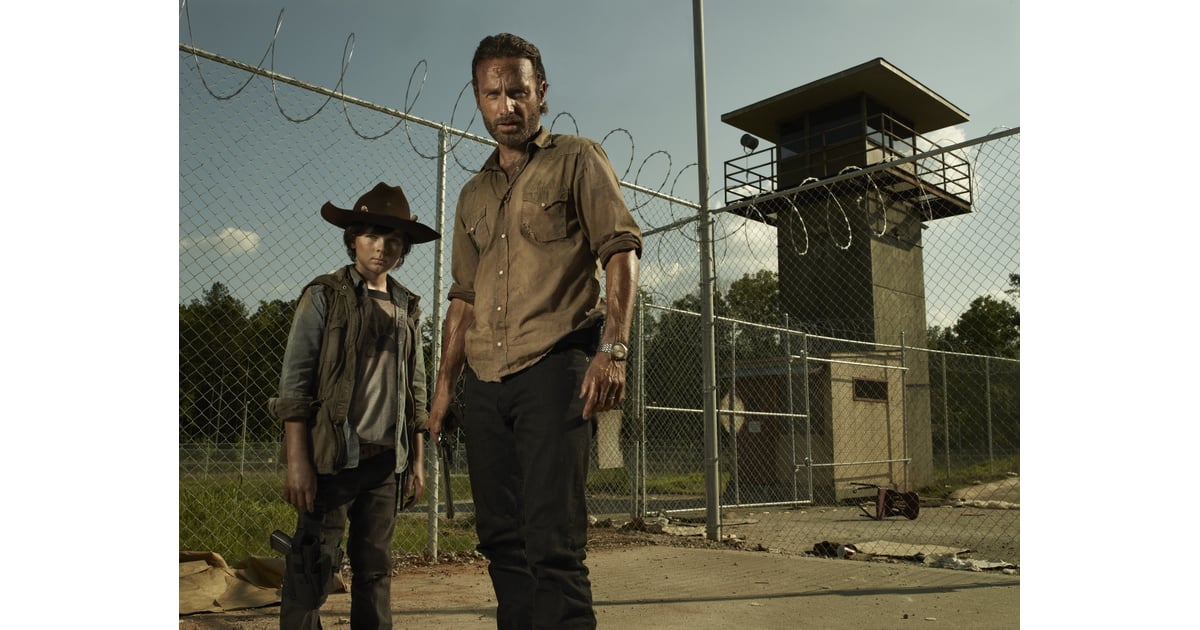 The Walking Dead Stram