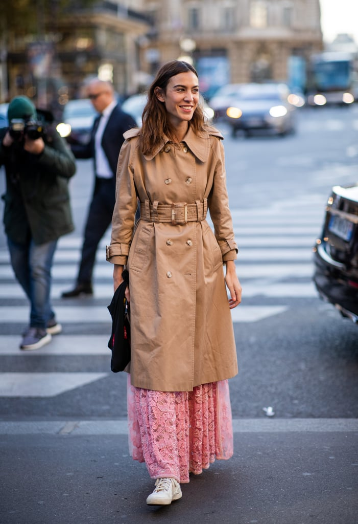 Smart, Stylish Trench Coats for Autumn/Winter 2021