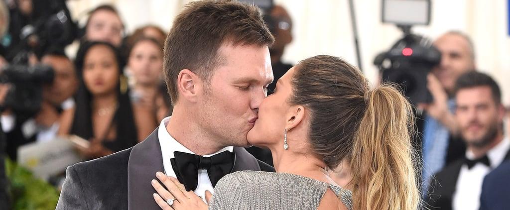 Gisele Bundchen and Tom Brady's Sexiest Met Gala Moments