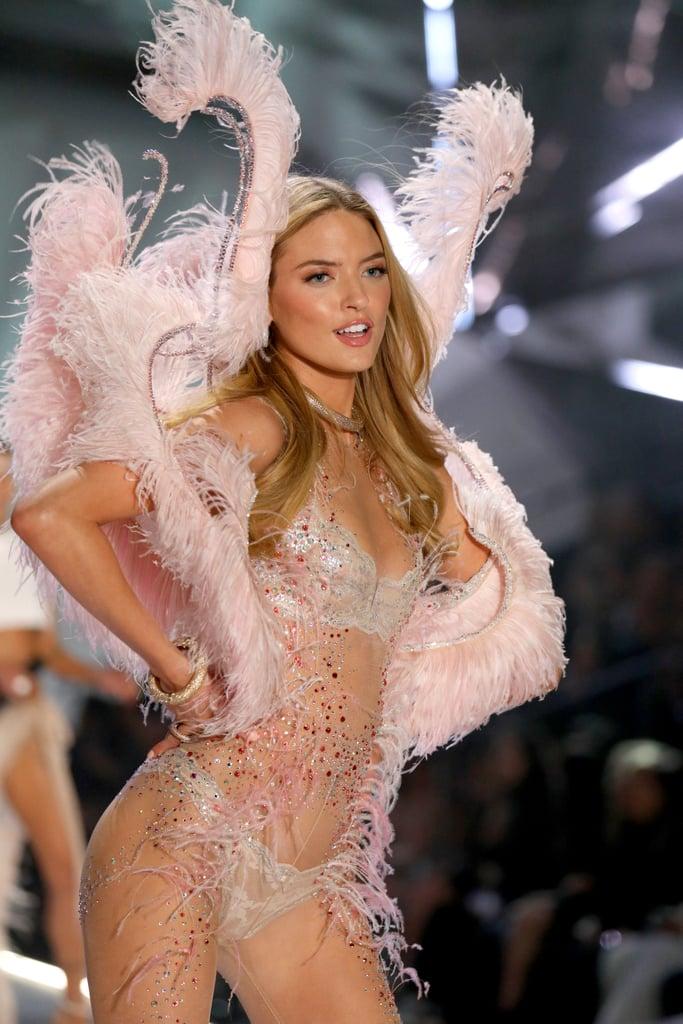 Girls Just Wanna Have Fun: The Best Candid Moments From the Victoria's Secret Fashion Show
