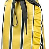 Gwen Salakaia Striped Wrap Dress