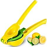 Zulay Kitchen Premium Quality Metal Lemon Lime Squeezer