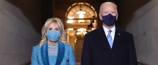 Jill Biden Wears Markarian at 2021 Presidential Inauguration