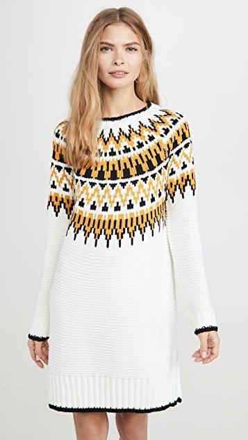 MINKPINK Imogen Fairsile Sweater Dress