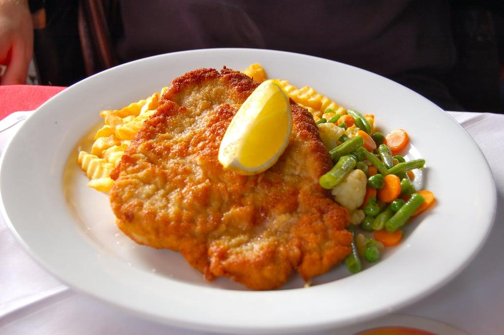 Austria: Wiener Schnitzel