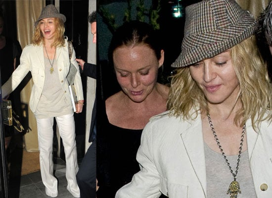 Madonna and Stella McCartney