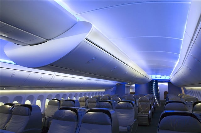 Boeing's Futuristic 747-8 Intercontinental