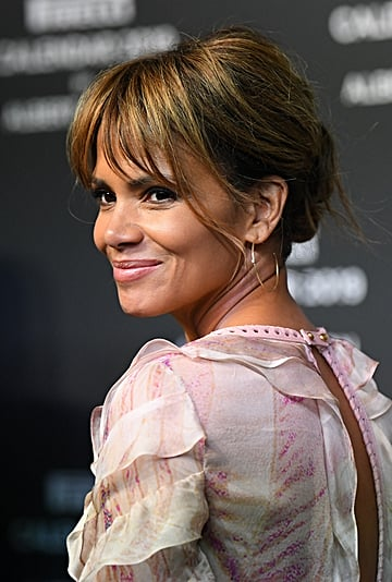 Halle Berry's New Tattoo March 2019