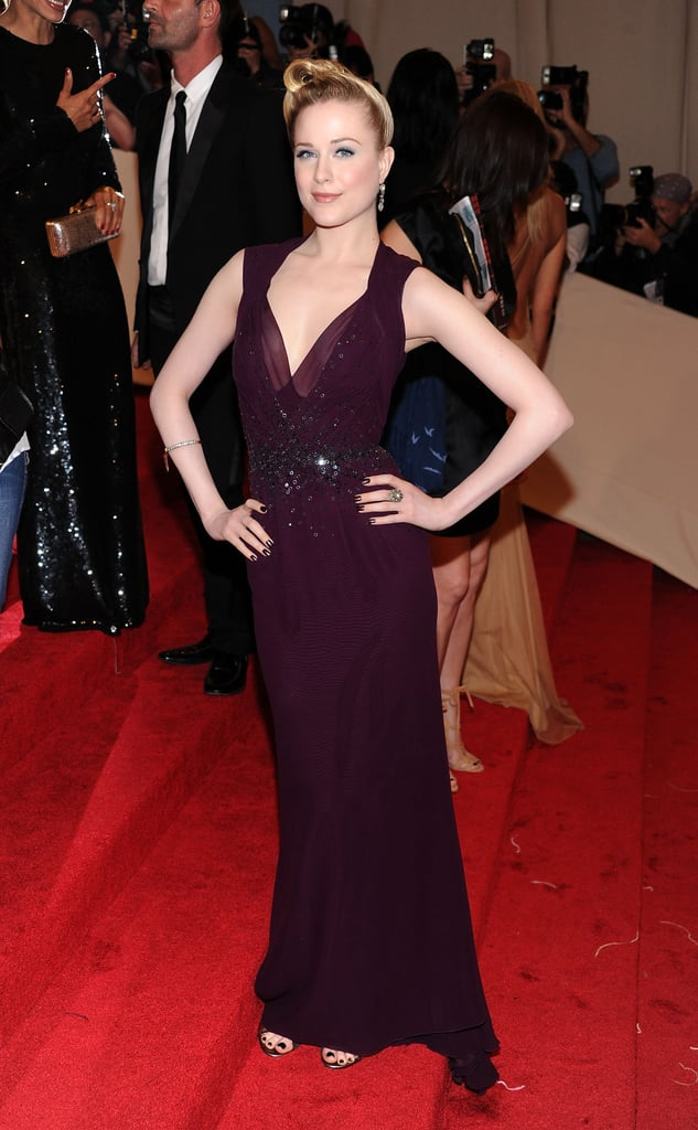 Evan Rachel Wood in Gucci