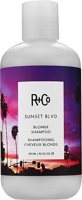 R+Co Sunset Blvd. Blonde Shampoo ($29)