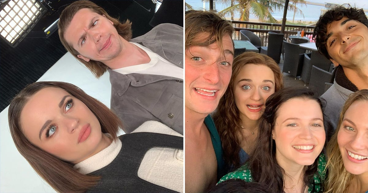 Pictures of The Kissing Booth 2 Cast Hanging Out ...