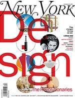 New York Mag Honors Design Revolutionaries