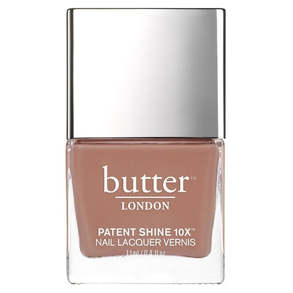 Butter London Patent Shine 10X Nail Lacquer in Tea Time