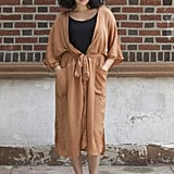 The day robe ($128)
