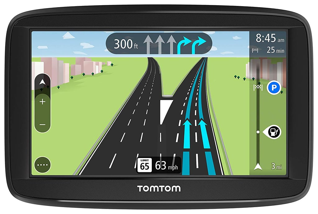 TomTom VIA 1525TM 5-Inch GPS Navigation Device